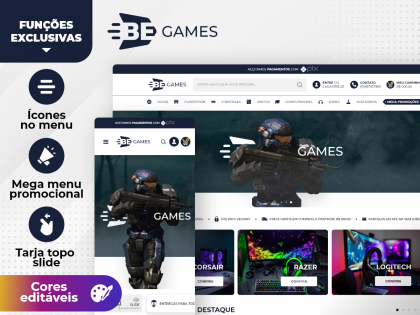 Be Games - Jogos Console PC Play Station
