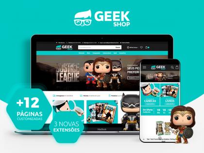 Geek Shop