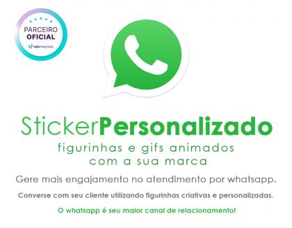 Figurinhas e Gifs Animados para Whatsapp