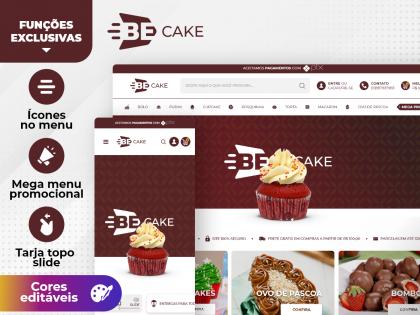 Be Cake - Bolos Comidas Caseiras Pudim