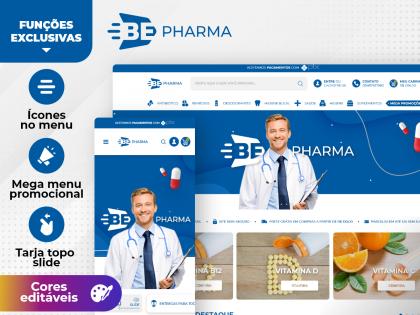 Be Pharma - Remédios Vitaminas Farmácia