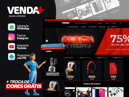 VENDA MAIS - Black Ofertas