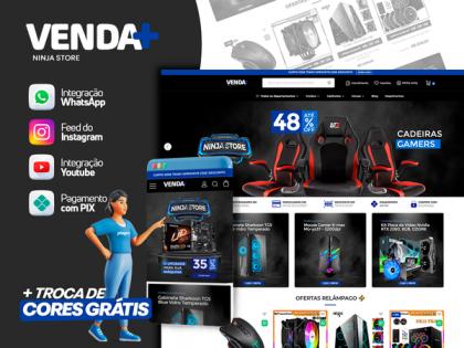 VENDA MAIS - Ninja Store