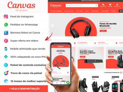 CANVAS - Top Gadgets