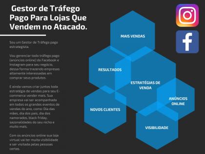 GESTÃO DE TRÁFEGO PAGO FACEBOOK ADS