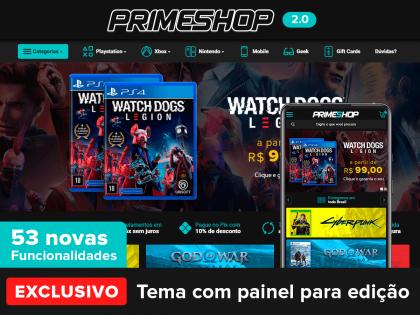 PrimeShop 2.0 Games