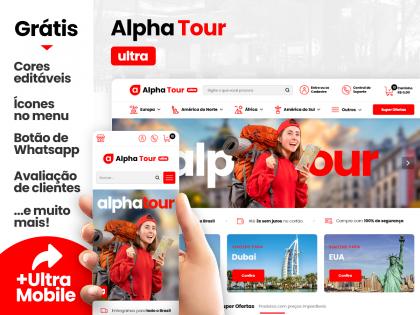 Alpha Tour Ultra - Agência de Viagens