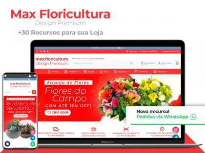 Max Floricultura DevRocket