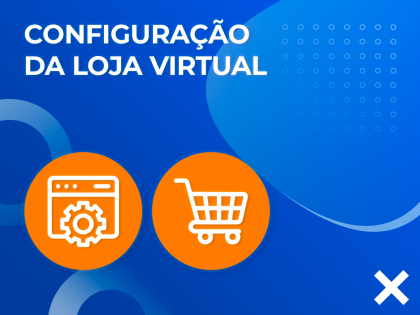 Configuração da Loja Virtual