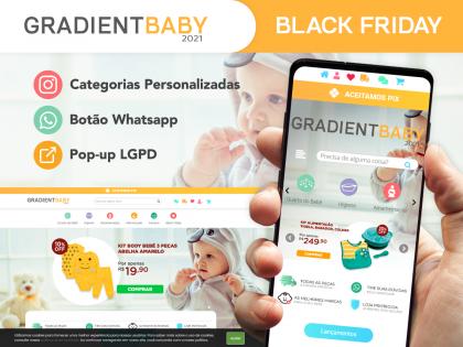 Black Friday - Gradient Baby 2021