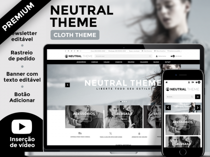 Neutral Theme