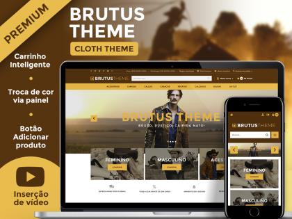 Brutus Theme Xtech