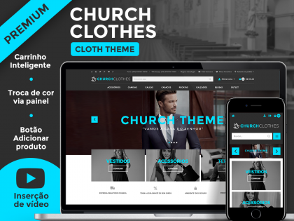 Church Clothes Xtech