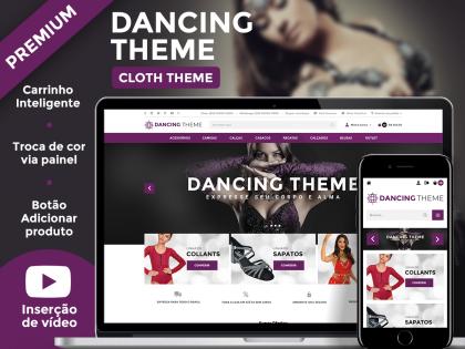 Dancing Theme Xtech