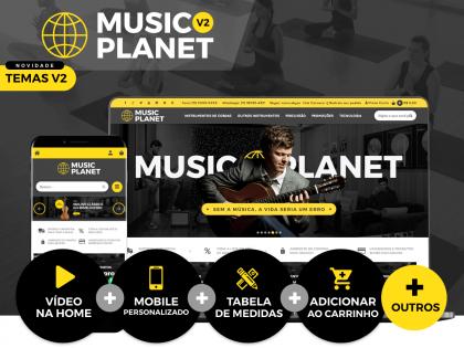 Music Planet V2