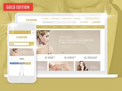 Fashion Store Gold Edition