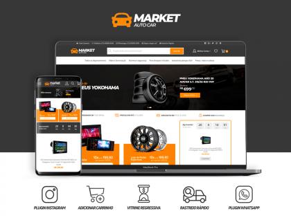 Market - Auto Car Dark