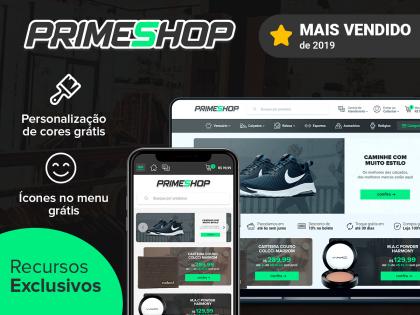 PrimeShop Black