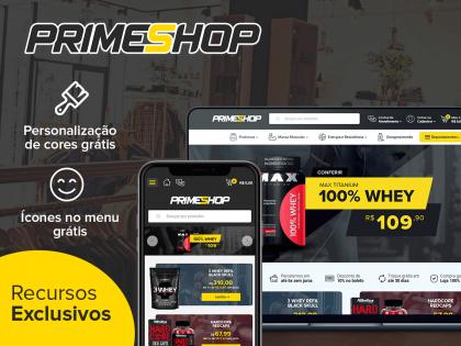 PrimeShop Suplementos