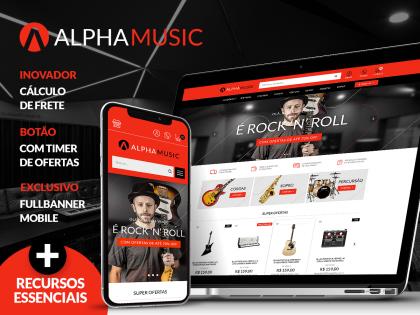 Alpha Music - Música & Arte